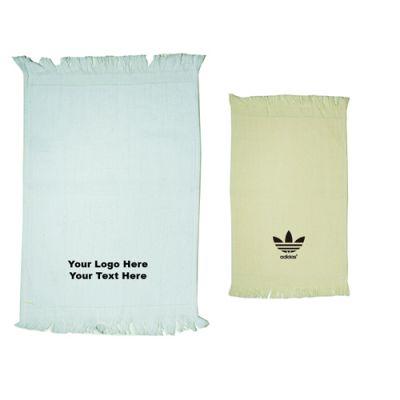 Custom Printed Velour Cotton Sport Towels