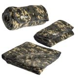 Custom Imprinted Digital Camo Fleece Blankets