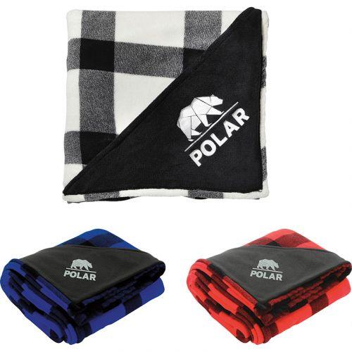 Buffalo Plaid Ultra Plush Throw Blankets