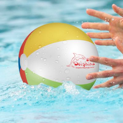 20 Inch Custom Printed Beach Balls