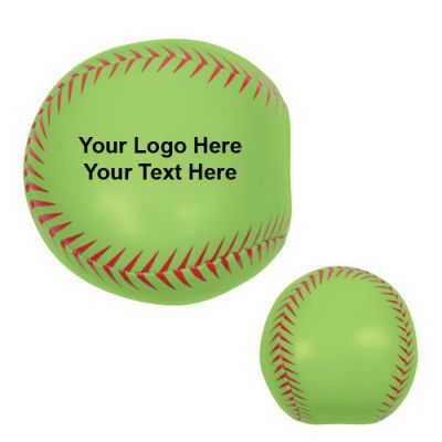 Promotional Logo Softball Pillow Balls