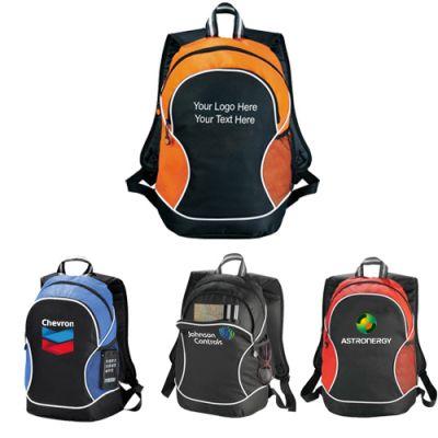 Custom Printed Boomerang Backpacks