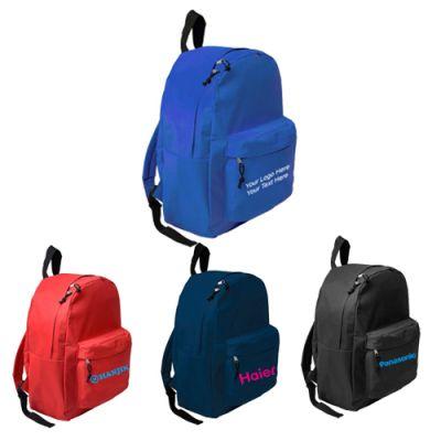 Custom Imprinted Classic Backpacks