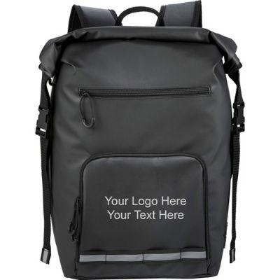 Custom Printed Falcon Rolltop Backpacks