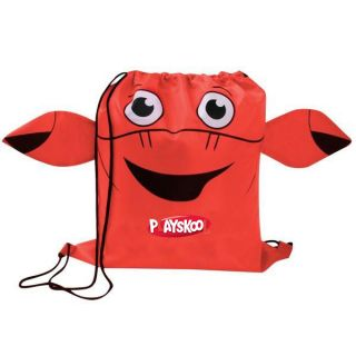 Custom Crab Shaped Sport Packs