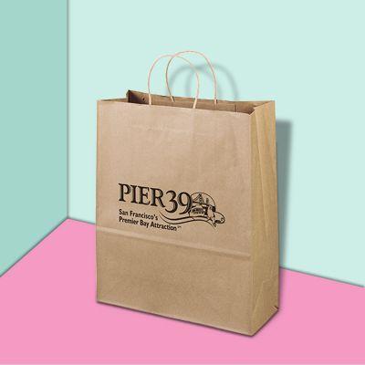 Custom Printed Shopper Bags - Citation Shopper Bags