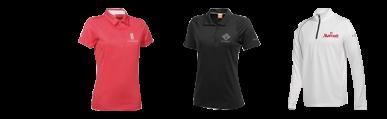 Custom Promotional Golf & Polo Shirts