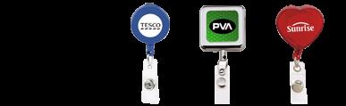 Customized Name Badge Holders