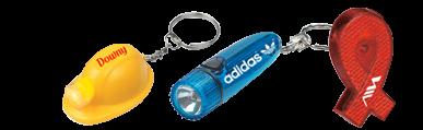 Custom Plastic Keychains