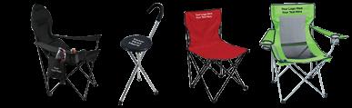Custom Stainless Steel Folding Chairs