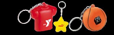 Custom Toy & Novelty Keychains