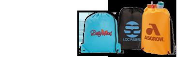 Custom Drawstring Bags / Cinch Sacks