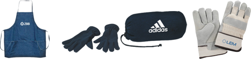 Custom Apparel Accessories