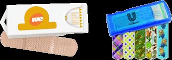 Custom Bandages