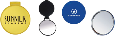 Custom Compact Mirrors