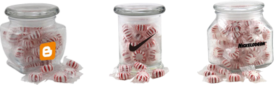 Custom Gift Jars