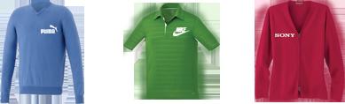 Custom Golf Apparel