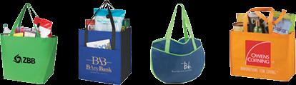 Custom Non-Woven Tote Bags