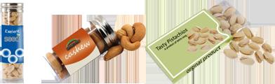 Custom Nuts