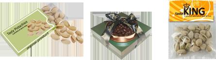 Custom Pistachios