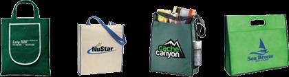 Custom Single Tone Tote Bags