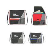 Custom Vida Non-Woven Messenger Bags