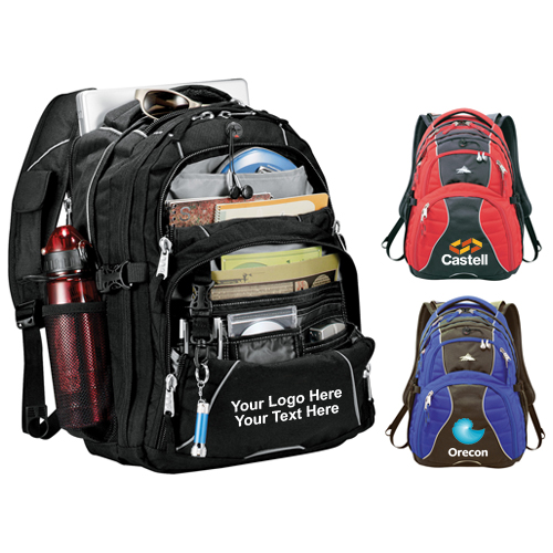 High Sierra® Swerve Computer Backpacks