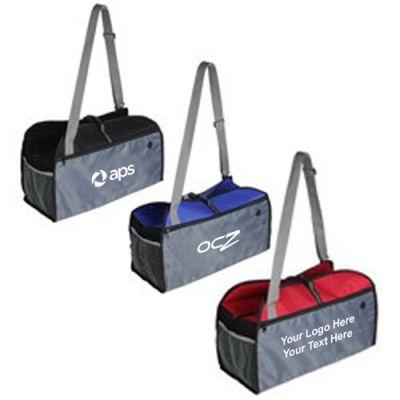 Custom Caravan Duffel Bags