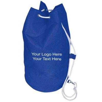 Custom Imprinted Duffel Bags - Non-Woven
