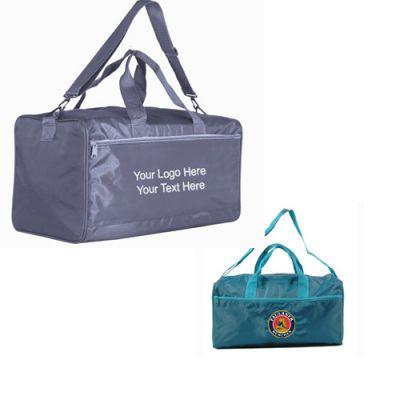 Custom Imprinted Nylon Duffel Bags