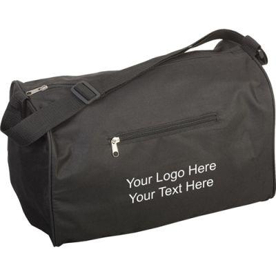 Custom Logo Imprinted Duffel Bags