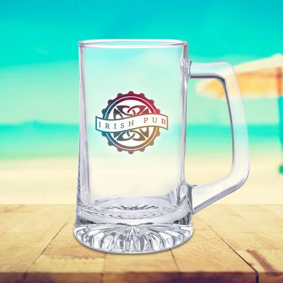 15 Oz Customized Beer Mugs