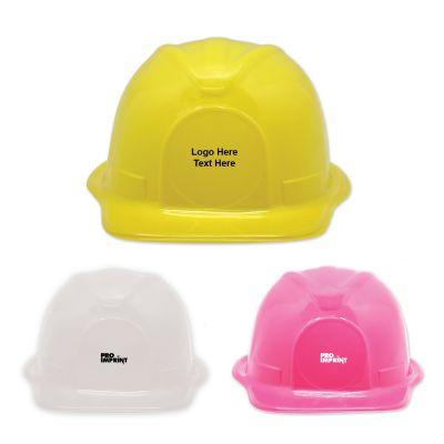 Custom Imprinted Child Construction Hats