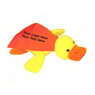 Promotional Logo Flying Quacking Ducks