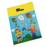 Custom Logo Imprinted Coloring Books