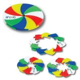 Custom Printed Incredible Expanding Flying Discs