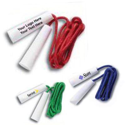 Custom Printed Colorful Jump Ropes