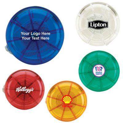 Promotional Translucent Plastic Yo-Yo