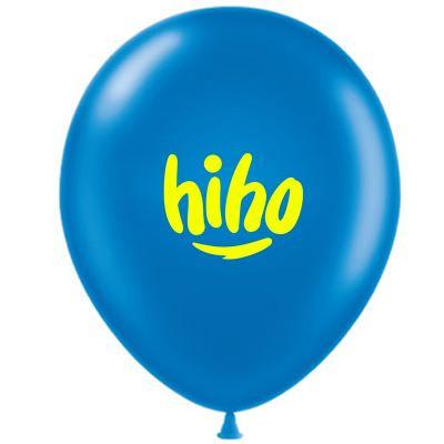 11 Inch Custom Imprinted Qualatex Round Latex Balloons