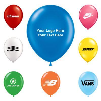 9 Inch Custom Printed Balloons
