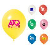 Custom Printed 17 Inch Standard Tuf-Tex Balloons