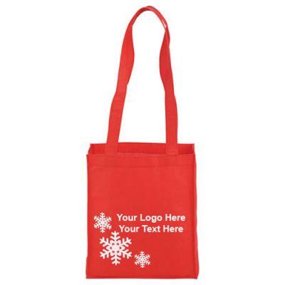 Custom Logo Imprinted Mini Gift Bags