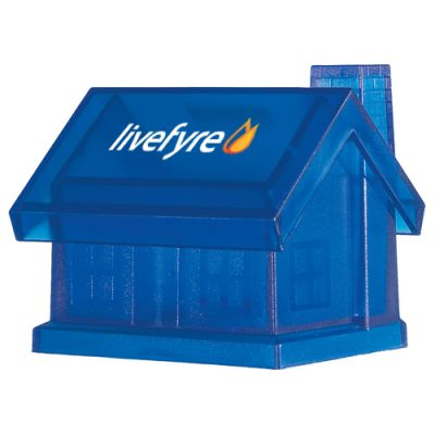 Plastic House Shape Banks