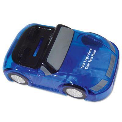 Custom Printed Car Banks - Blue