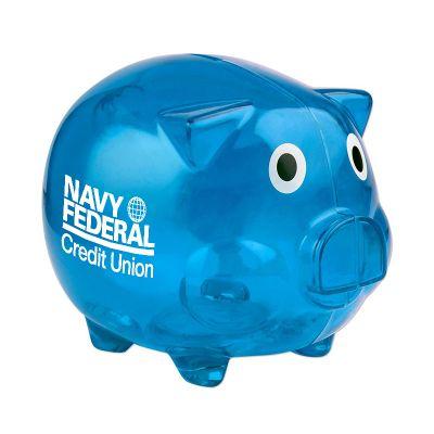 Custom Printed Classic Piggy Banks