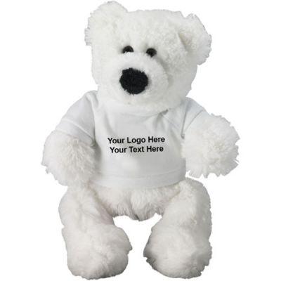 Custom Imprinted Lil Finnegan Bear