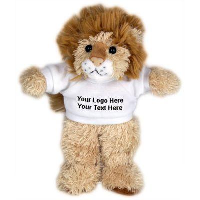 Customized Lil Zoofari Lion