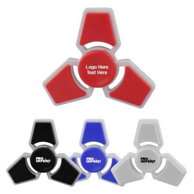 Customized Hyper Fidget Hand Spinners
