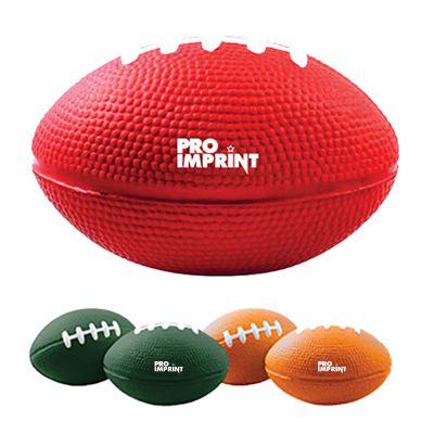 Promotional Medium Football Stress Balls