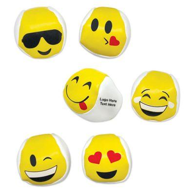 Promotional Logo Emoticon Kickbags